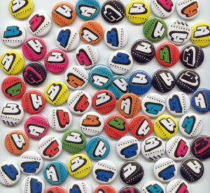 BABAYAGA CDs und Buttons BABAYAGA - Buttons Part 1
